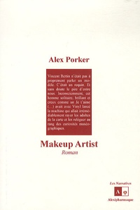 Alex Porker - Makeup Artist.