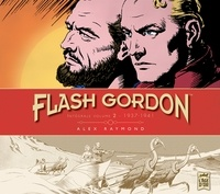 Alex Raymond et Don Moore - Flash Gordon Intégrale Volume 2 : 1937-1941.