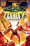 Alex Ross et Jim Krueger - Project superpowers Tome 4 : Titans.