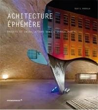 Livres audio gratuits pour les lecteurs mp3 à télécharger Architecture éphémère  - 100 projets 1 000 idées