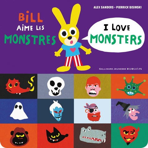 Bill aime les monstres
