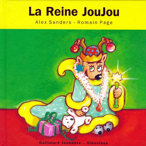Alex Sanders - La Reine JouJou.