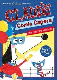 Téléchargement pdf gratuit des livres Claude Comic Capers (French Edition) DJVU RTF 9781444952445