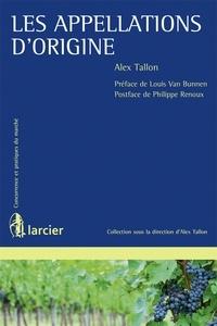 Alex Tallon - Les appellations d'origine.