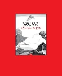 Alex Varenne - Coffret l'érotisme du vide - Varenne 2011-2013.