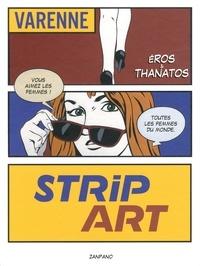 Alex Varenne - Strip Art - Eros & Thanatos.