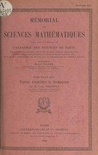 Alex Véronnet et Henri Villat - Figures d'équilibre et cosmogonie.