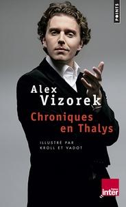 Alex Vizorek - Chroniques en Thalys.