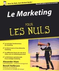 Le Marketing pour les nuls - Alexander Hiam |