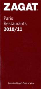 Alexander Lobrano - Paris Restaurants - En anglais.