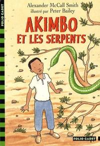 Alexander McCall Smith - Akimbo et les serpents.