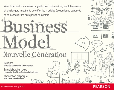 Business Model nouvelle génération - Format PDF - 9782744045578 - 26,99 €