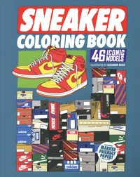 Alexander Rosso - Sneaker coloring book - 46 iconic models.