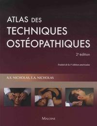 Goodtastepolice.fr Atlas des techniques ostéopathiques Image