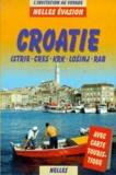 Alexander Sabo - Croatie. - Istrie, guide avec une carte touristique 1:250 000.