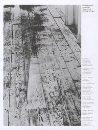 Alexander Streitberger - Photographie moderne / Modernité photographique.