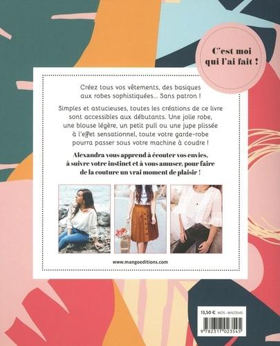Vêtements à coudre sans patron. 10 modèles époustouflants pour débuter la couture de vêtements