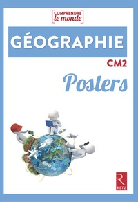 Alexandra Baudinault - Géographie CM2 Posters.
