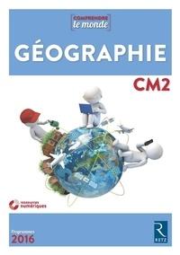 Alexandra Baudinault et Daniel Le Gal - Géographie CM2. 1 Cédérom