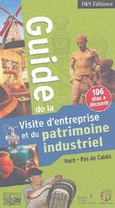 Alexandra Benoit - Guide de la Visite d'entreprise et du patrimoine industriel - Nord-Pas de Calais.