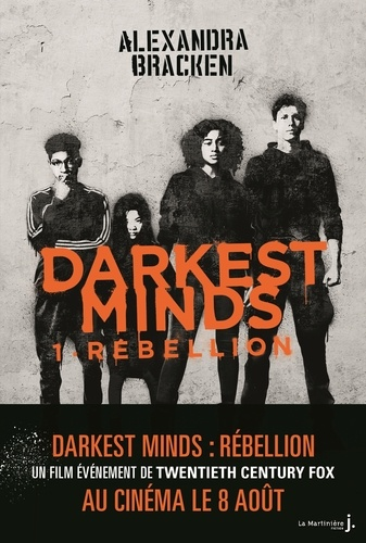 Alexandra Bracken - Darkest Minds Tome 1 : Rébellion.