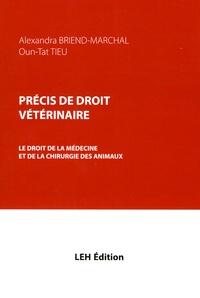 Précis de droit vétérinaire - Le droit de la médecine et de la chirurgie des animaux.pdf