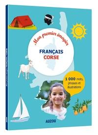 Alexandra Brunbrouck - Mon premier imagier français / corse.