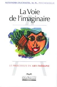 La Voie de limaginaire - Le processus en Art - Thérapie.pdf