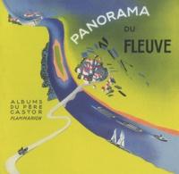 Alexandra Exter et Marie Colmont - Panorama du fleuve.