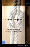 Alexandra-Flora Pifarre et Sandrine Rutigliano-Daspet - Le Lien, la rupture.