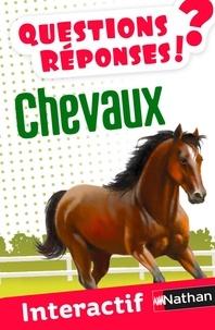 Alexandra Frappier et Vincent Desplanche - QUESTION REPONS  : Chevaux - Questions/Réponses.