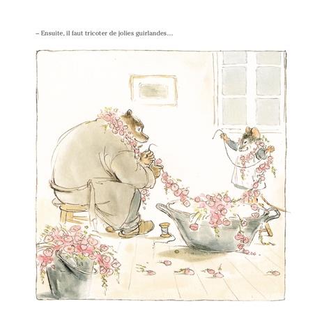 Les imagiers d'Ernest et Célestine  Au fil des saisons