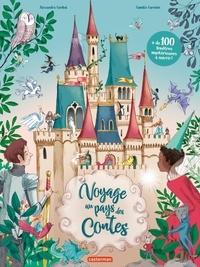 Alexandra Garibal et Camille Garoche - Voyage au pays des contes.