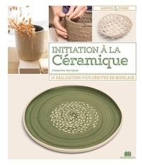 Alexandra Garrigues - Initiation à la céramique.