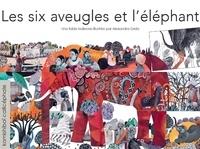 Alexandra Grela - Les six aveugles et l'éléphant.