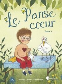 Alexandra Lucchesi et Laura Hedon - Le panse coeur Tome 1 : .