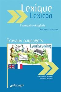 Deedr.fr Lexique Travaux paysagers Français-Anglais Image