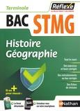 Alexandra Monot et Jean-Louis Carnat - Histoire Géographie Tle Bac STMG.