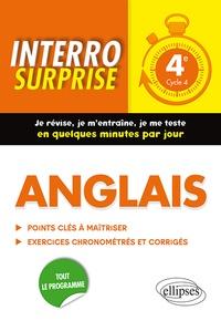 Anglais 4e Interro Surprise - Alexandra Nantet |