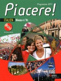 Italien Niveau 4 / B1 Piacere! - Programme 2011.pdf