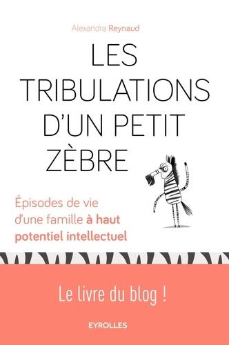 Les tribulations d'un petit zèbre - Alexandra Reynaud - 9782212419191 - 10,99 €