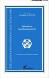 Alexandra Schaffar - Région et Développement N° 40/2014 : Advances in spatial econometrics - Les avancées en économétrie spatiale.