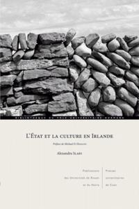 Alexandra Slaby - L'Etat et la culture en Irlande.