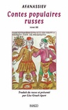 Alexandre Afanassiev - Contes populaires russes - Tome 3.