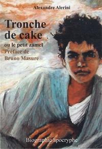 Alexandre Alerini - Tronche de cake - Ou le petit zamel.