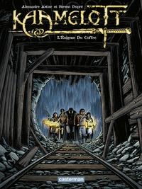 Alexandre Astier et Steven Dupré - Kaamelott Tome 3 : L'Enigme du Coffre.