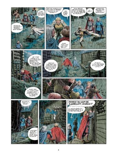 Kaamelott Tome 3 L'Enigme du Coffre