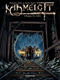 Ebooks gratuits à télécharger sur pc Kaamelott Tome 3 par Alexandre Astier, Steven Dupré