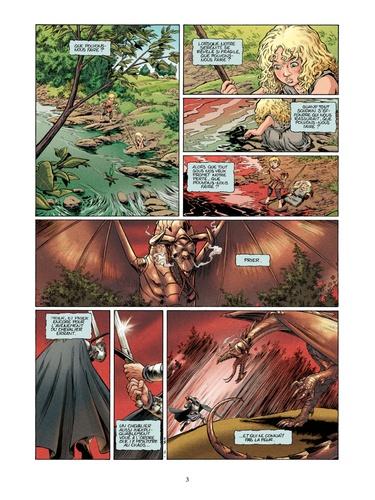 Kaamelott Tome 4 Perceval et le dragon d'Airain