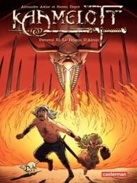 Alexandre Astier et Steven Dupré - Kaamelott Tome 4 : Perceval Et le Dragon d'Airain.